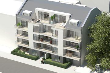 Neubau Joachimstrasse 20