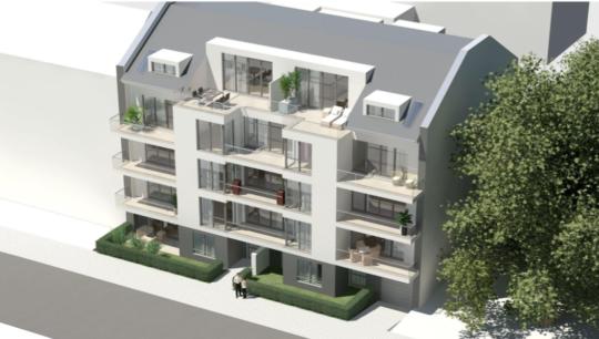 Neubau Mehrfamilienhauser