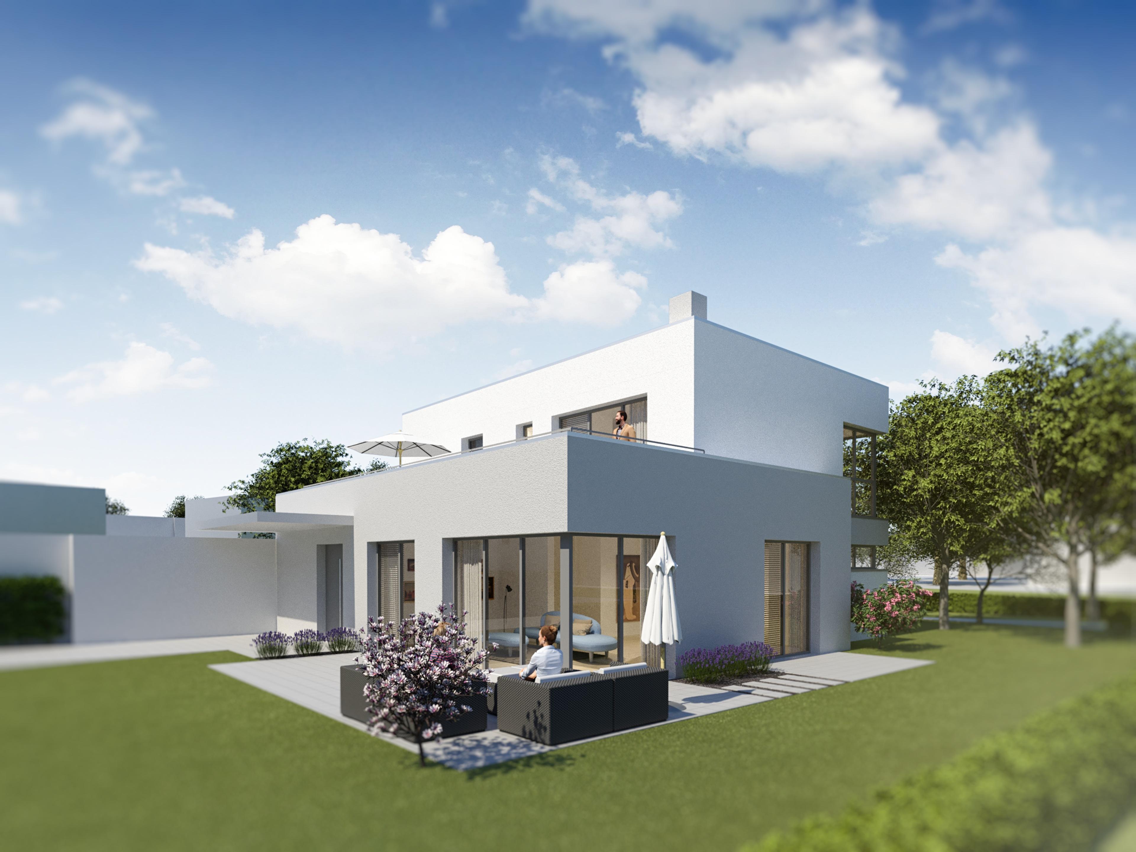 Einfamilienhaus Architekturbuero Kulla