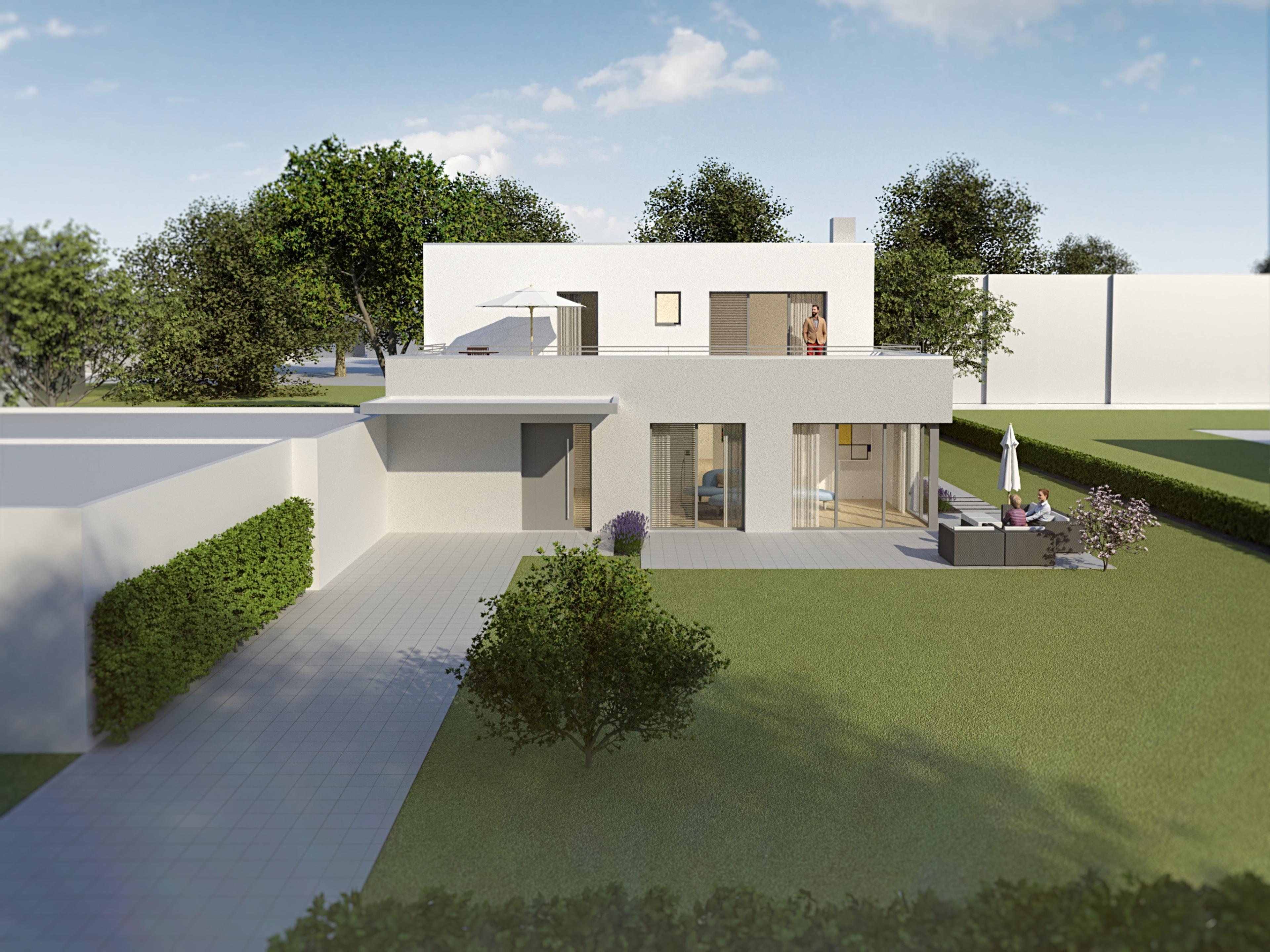 Einfamilienhaus Architekturbuero