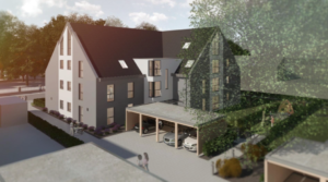 Martinstrasse Architekturbuero Kulla