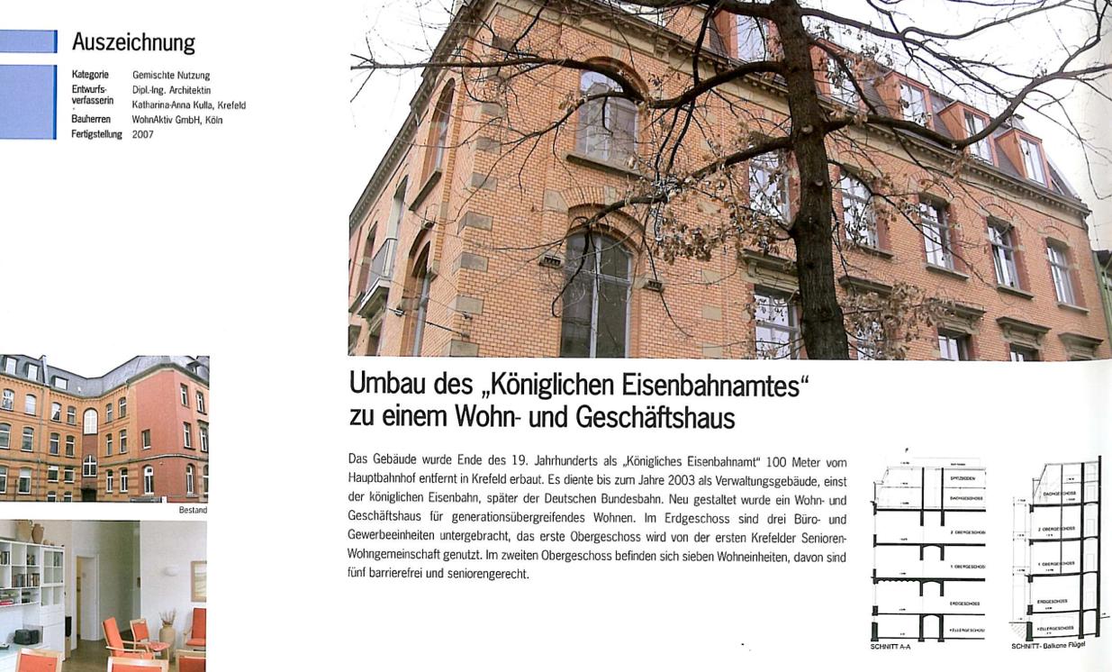 """Bild von NRW wohnt, """"Wohnen an ungewöhnlichen Orten"""""""