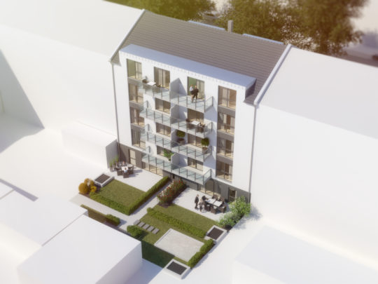 Westwall Architekturbuero Katharina Kulla
